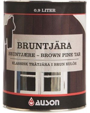 Brown Tinted Pine Tar 2.7Lts